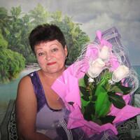 Любовь, 66 лет, Телец, Феодосия