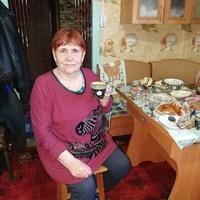 Лидия, 62 года, Водолей, Тамбов