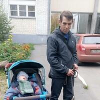 Валентин, 45 лет, Скорпион, Архангельск