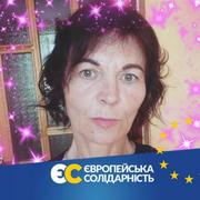 Марина 52 года (Козерог) на сайте знакомств Прилук