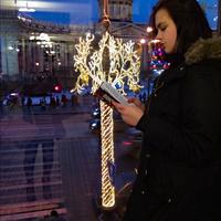 Яна, 20 лет, Весы, Санкт-Петербург