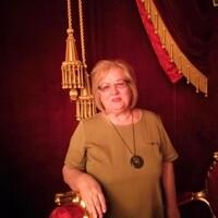Мила, 64 года, Водолей, Москва