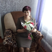 Татьяна 60 лет (Водолей) Сурское