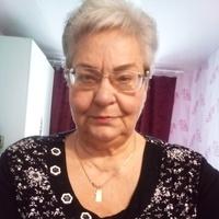 Мария, 72 года, Весы, Санкт-Петербург