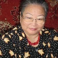 намжилма, 68 лет, Весы, Улан-Удэ