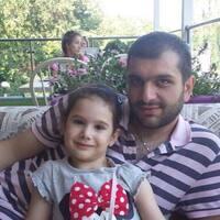 Иракли Хабурдзаниа, 35 лет, Стрелец, Москва