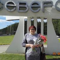 Галина, 61 год, Лев, Северск