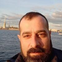 Mehmet, 43 года, Рыбы, Санкт-Петербург