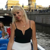 Юлия, 43 года, Телец, Санкт-Петербург