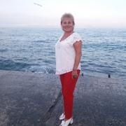Татьяна 50 лет (Стрелец) Алушта