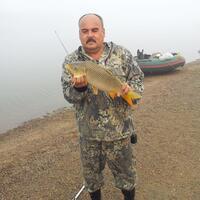 федор, 61 год, Водолей, Хабаровск
