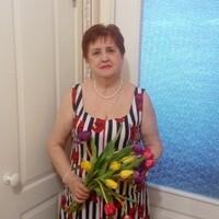 алла, 68 лет, Водолей, Орел