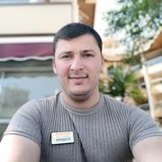 Агаджан Муратниязов 27 Анталья