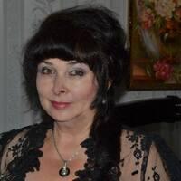 Алла, 61 год, Рак, Москва