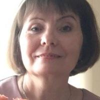 Инна, 60 лет, Рак, Москва