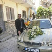 Giannis, 43 года, Лев, Салоники