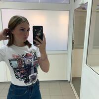 Полина, 20 лет, Лев, Санкт-Петербург