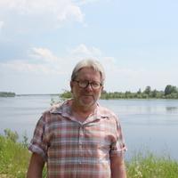 Владимир, 65 лет, Овен, Стрежевой
