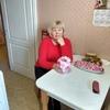 Любаша, 61, г.Евпатория