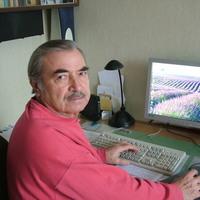 Юрий, 73 года, Водолей, Москва