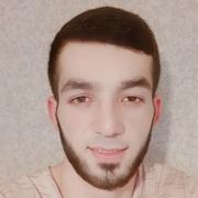 Хайрулло Усмонов 21 год (Овен) Москва