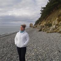 Ольга Задорожняя, 48 лет, Козерог, Геленджик