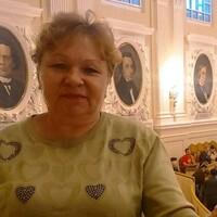 Ольга, 61 год, Телец, Москва