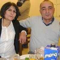 Марине Григорян, 59 лет, Козерог, Ереван