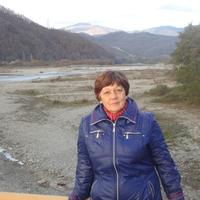 Любовь, 68 лет, Водолей, Сочи