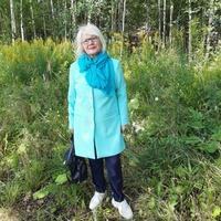 Любовь, 64 года, Близнецы, Ижевск