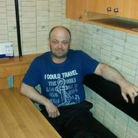 Олег, 42 года, Телец, Санкт-Петербург