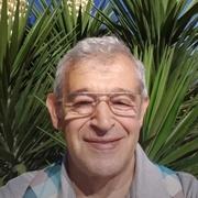 Michael Geidman 72 Петах-Тиква
