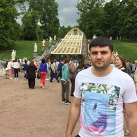 Хачатур, 37 лет, Телец, Санкт-Петербург