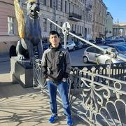 Акмал. 18 Санкт-Петербург