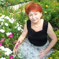 элла, 70 лет, Рак, Москва