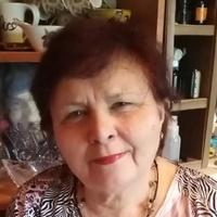 Елена, 72 года, Телец, Краснодар