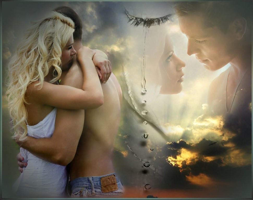 Картинка про любовь ты во мне будешь навсегда