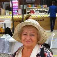 Вера, 64 года, Рак, Москва