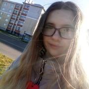 Елизавета Пацевич, 17, г.Молодечно