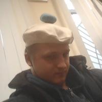Иван, 21 год, Водолей, Санкт-Петербург