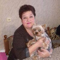 Любовь, 62 года, Скорпион, Самара