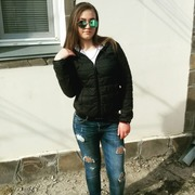 Настюша, 17, г.Бруклин