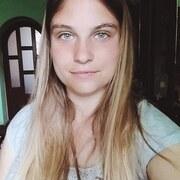 Ілона Салій, 20, г.Львов
