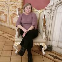 Марина, 62 года, Козерог, Санкт-Петербург
