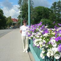 Larisa, 59 лет, Рак, Выборг