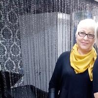 Карина, 58 лет, Козерог, Краснодар