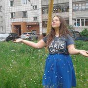 Таня Гилёва, 20, г.Нижняя Тура