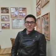 Daniyar Baidavletov 27 Оренбург