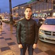 Даниил, 21, г.Петродворец