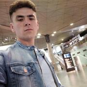 Фирдавс Умаров, 28, г.Душанбе
